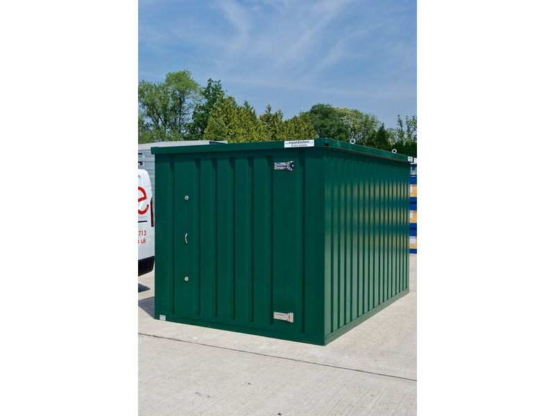Flat Pack Containers Lancashire Self Assembly Container P3M click to zoom image