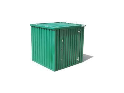 FLAT PACK CONTAINERS FOR SALE Liverpool Self Assembly Container P3M click to zoom image
