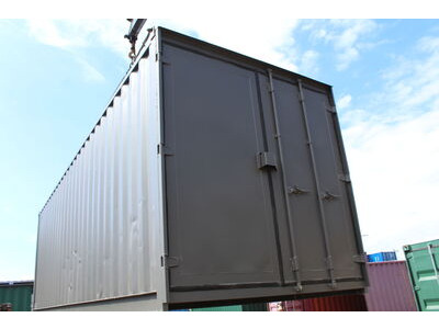 24ft New Shipping Containers 24ft Container - S3 doors