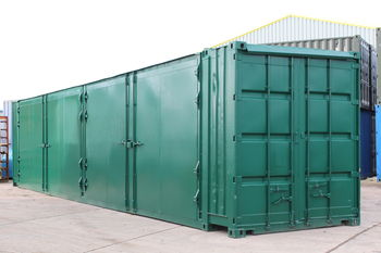 Second Hand 40ft Shipping Containers Containers Direct