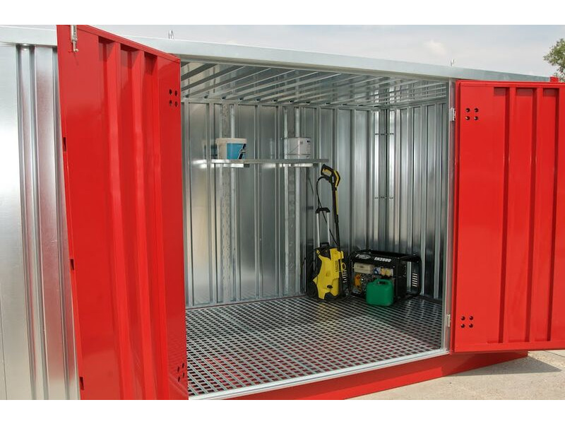 Chemical Storage Containers For Sale Chemical Store 2.m x 2.1m  C2 click to zoom image