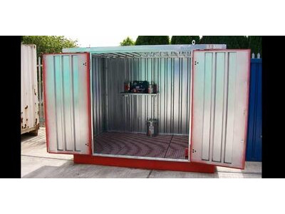 CHEMICAL STORES FOR SALE Chemical Store 3m x 2.1m C2