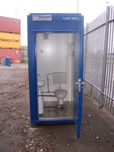 Features Of Toilet Cabins
