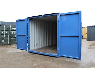 20ft Used Shipping Containers 20ft FG container S1 click to zoom image