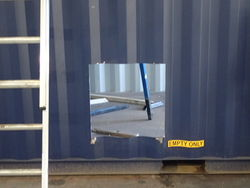 SHIPPING CONTAINER VENTS :: CONTAINERS DIRECT