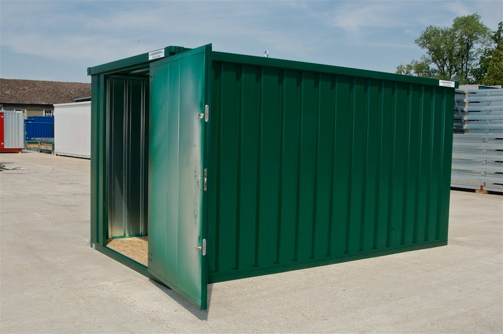 Expandarange, Flat Pack Containers For Sale   Containers Direct