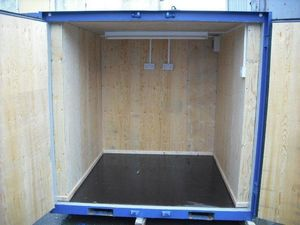 Insulated containers containers direct - Methods to insulate your shipping container home ...