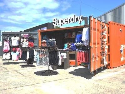 5 Benefits of Using a Container Pop Up Shop