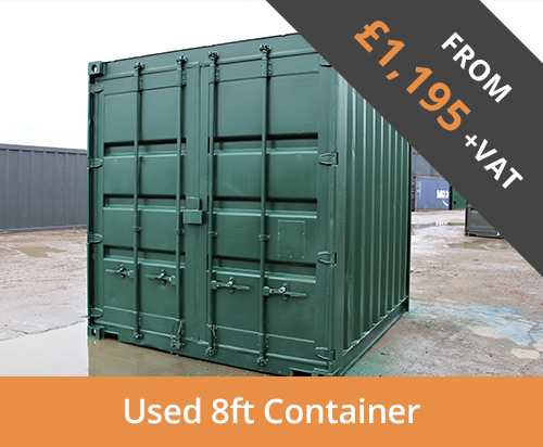 Why our Brentwood Shipping Container Office is relied on
