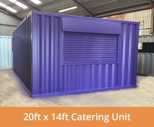 Extra Wide Shipping Containers Containers Direct