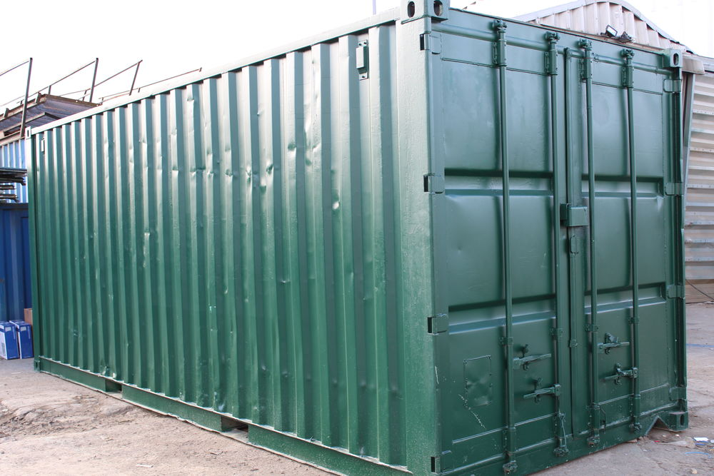 20ft used shipping container | Containers Direct